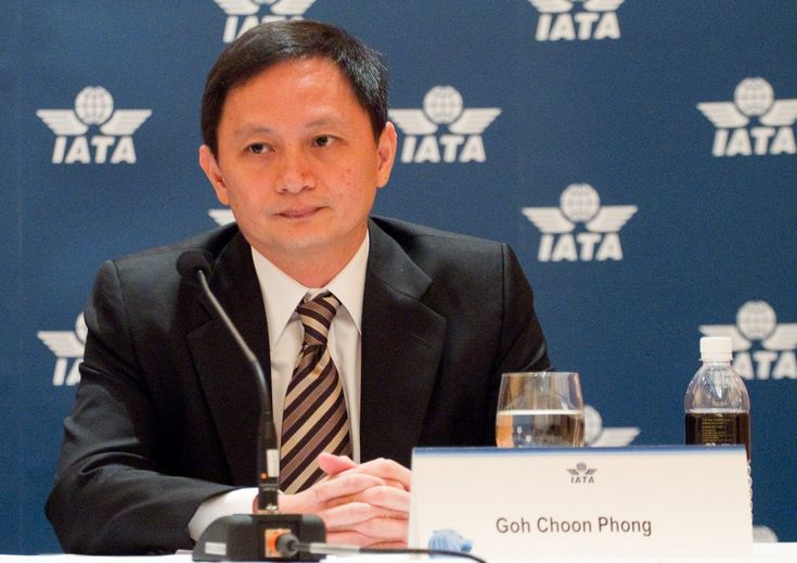 Singapore Airlines CEO is New IATA Chairman.
