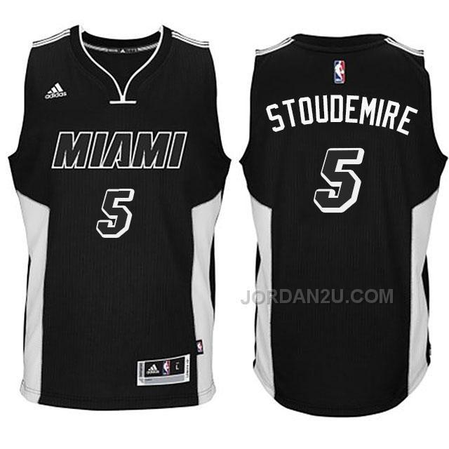 http://www.jordan2u.com/amare-stoudemire-5-miami-heat-new-swingman-black-tie-jersey.html AMAR'E STOUDEMIRE #5 MIAMI HEAT NEW SWINGMAN BLACK TIE JERSEY Only $89.00 , Free Shipping!