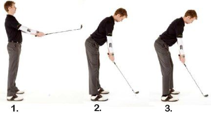 Complete Guide to The Perfect Golf Set Up - Part 6 Part 6 of 7 Previous Next Great golf posture is crucial for consistent, accurate and powerful ball striking. You don't have to be an athlete to ac...