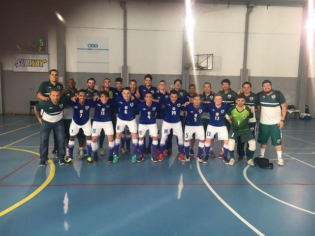 Rádio Web Mix Esporte&Som: Seleção Brasileira de Futsal Sub-20 com o veranens...