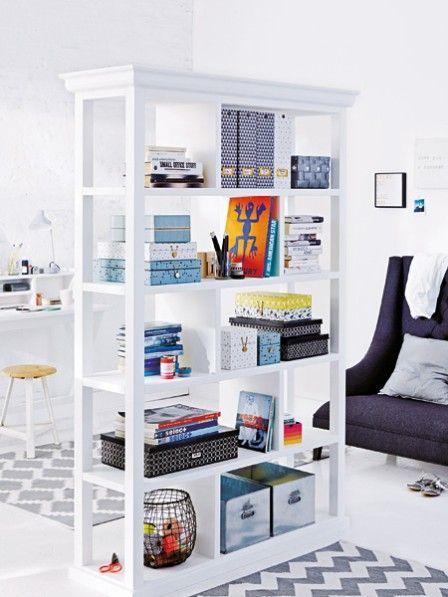 8 einrichtungsideen f r kleine r ume dekoration and. Black Bedroom Furniture Sets. Home Design Ideas