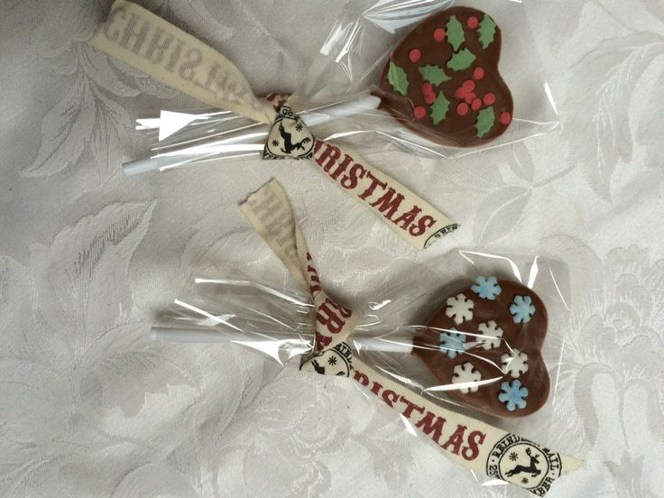 Christmas lollies