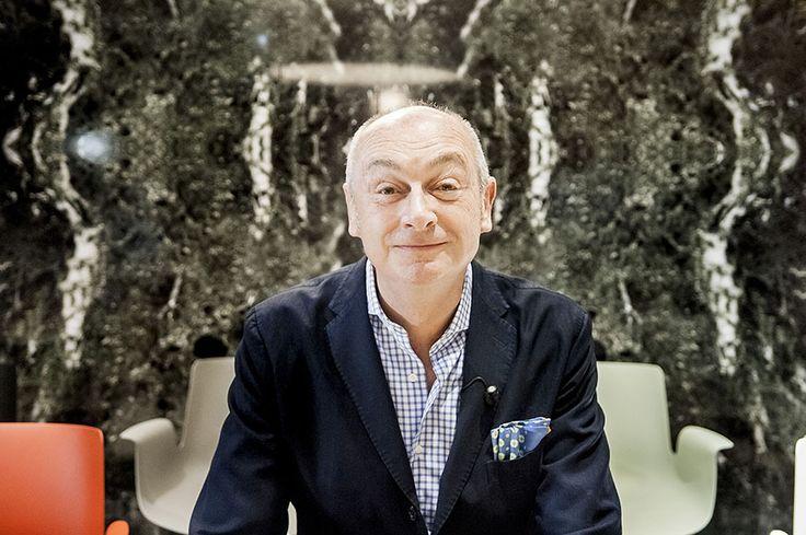 Piero Lissoni on his Piuma chair