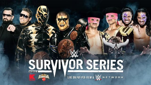 Fatal 4Way Tag Team Championship Match in WWE Survivor Series 2014