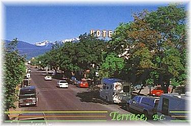 Terrace, BC
