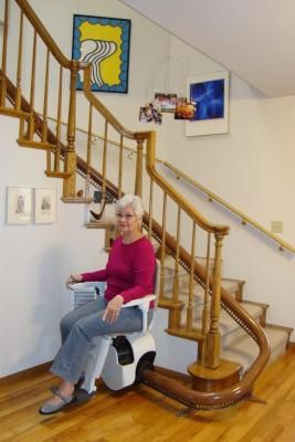 35 Best Stairlift Images On Pinterest Stair Lift