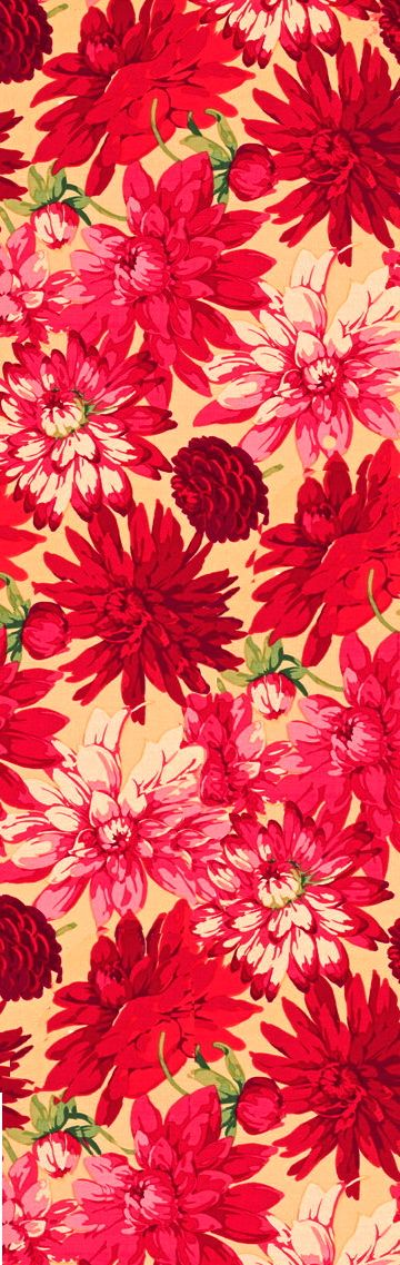 Floral print - Adoring the colours!