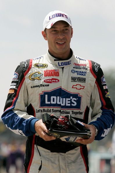 chad knaus | Chad Knaus Chad Knaus, crew chief for the #48 Lowe's Chevrolet driven ...
