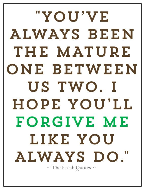Best 25+ Apologizing quotes ideas on Pinterest Friendship - humble apology letter