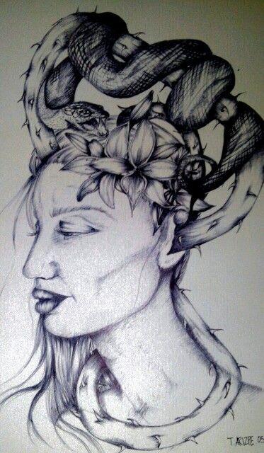 #Ilustration #art #pen