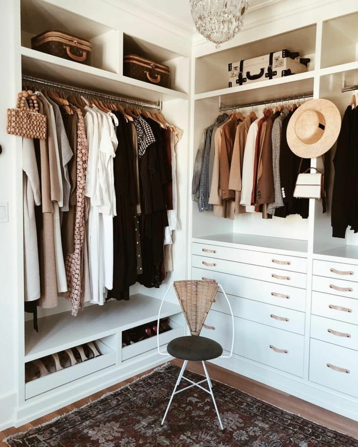 1001 Ideen Fur Ankleidezimmer Mobel Die Ihre Wohnung Verzaubern Werden In 2020 Ankleide Zimmer Ankleidezimmer Planen Ankleidezimmer