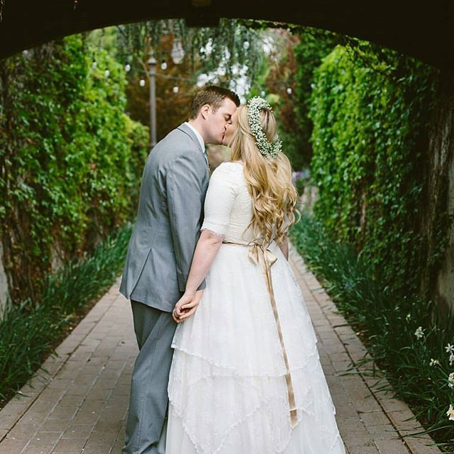 Lds Wedding Gowns For Rent : Utah rental wedding dress modest lace lds affordable
