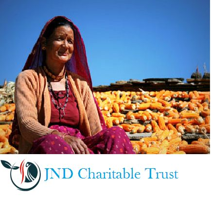 JND Charitable Trust has started Agriculture & Horticulture program, it will help act as an agent to tell the farmers how they can better use their land and resources for better productivity.