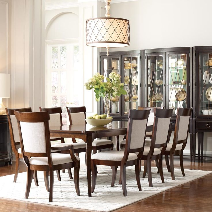 heritage sonoma dining room set. modern heritage leg dining table sonoma room set b