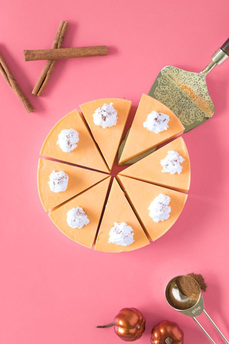 DIY Pumpkin Pie Soap
