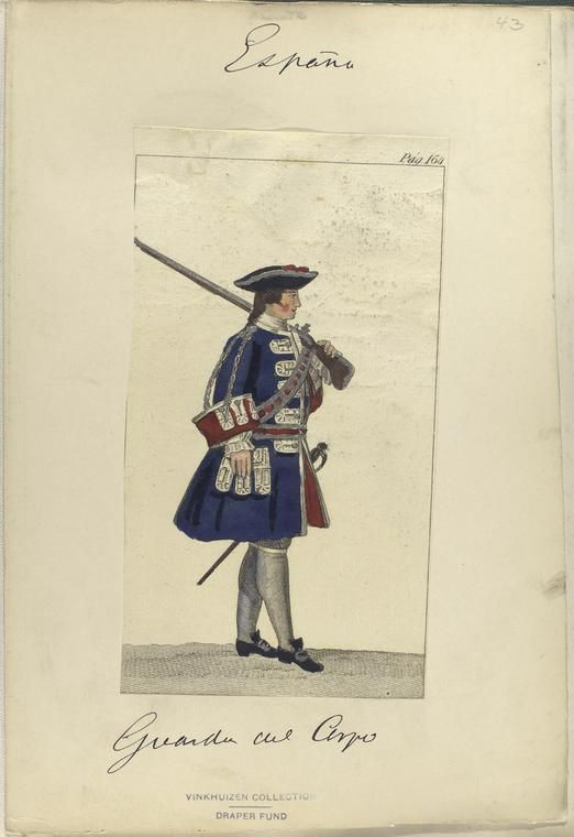 IndexPag. 164 Guardia de Corps.