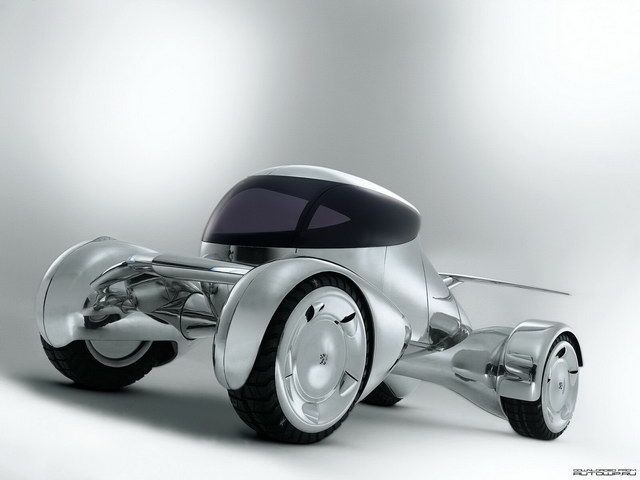 Peugeot Moonster Concept (2001)