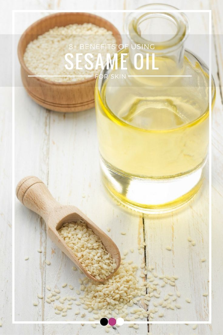 Is using sesame oil for skin really a good idea? Time to find out!