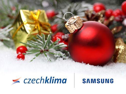 Co nejklidnější prožití vánočních svátků a ať vám v novém roce 2015 není nikdy zima ani horko vám přeje Czechklima!  #Klimatizace #TepelnaCerpadla #Samsung #KlimatizaceSamsung #Czechklima