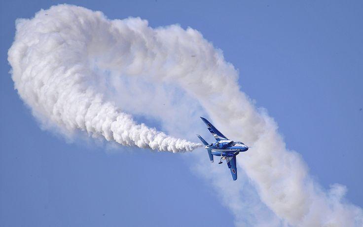 Blue Impulse ブルーインパルスを撮ってきたよ~