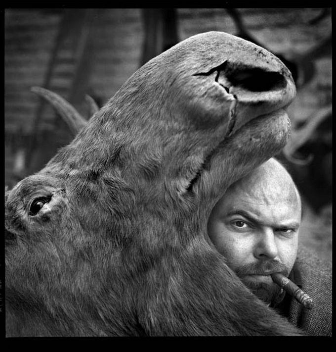 Prophotos.ru. Профессионально о фотографии - Портреты от Stephan Vanfleteren