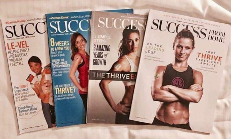 Over the last 4 Years LE-VEL has GROWN to become THE #1 HEALTH & WELLNESS MOVEMENT IN THE WORLD and has surpassed 1 BILLION IN SALES!! Also We are now featured in Success From Home magazine for the 4th year in a row!! Everyone deserves to THRIVE!!!!