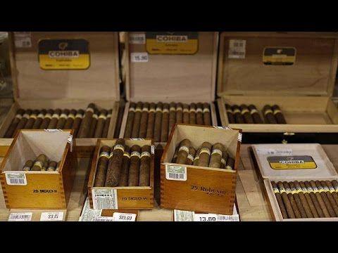 INC News Commentary: США позволили импортировать кубинские сигары и ром...