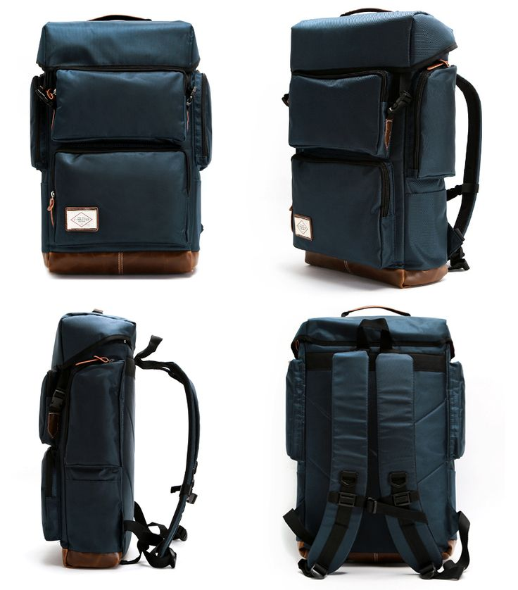 15 Laptop Rucksack for Men College Backpack Y-Master 022 (6)