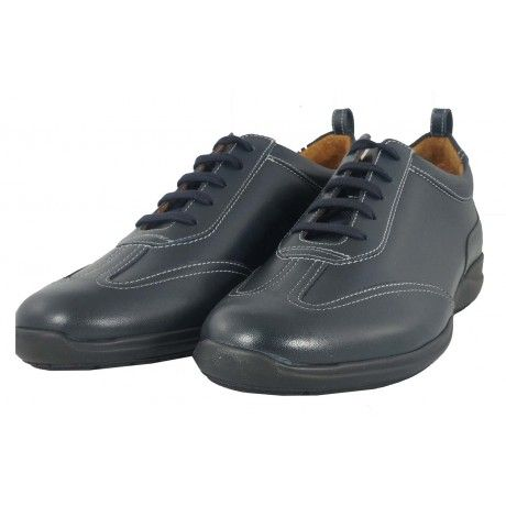 Sneakers - Soldini Stone Haven #uomo #scarpe #sneakers #Blue #Verapelle #Soldini
