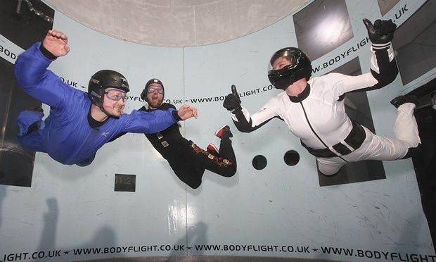 indoor skydiving Bodyflight Bedford London Deal of the Day | Groupon London