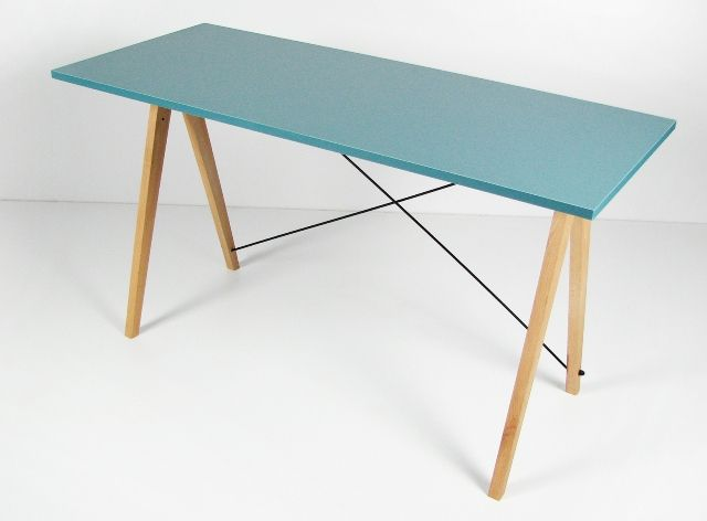 Biurko Slim MINKO www.euforma.pl #desk #home #homeoffice #office #room #design