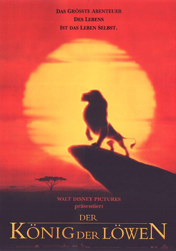 In Disneys Zeichentrick-Klassiker Der König der Löwen muss sich der junge Löwen-Prinz Simba gegen das Komplott seines skrupellosen Onkels Scar wehren.