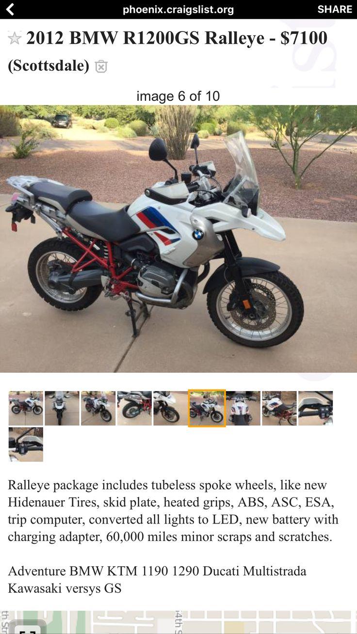 Craigslist Phoenix Bmw Motorcycles | Reviewmotors co