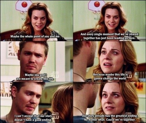Such a difficult time in the Leyton love story