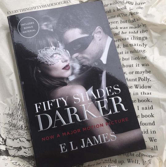 Don't forget to pick up the Movie Tie-In for Fifty Shades Darker! Just picked it up at my local @barnesandnoble so even though it's suppose to be released tomorrow some stores have them today! #fiftyshadesdarker #fiftyshades