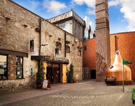 Old Jameson Distillery Tour, Dublin Ireland. I'm a certified Irish whiskey taster now!