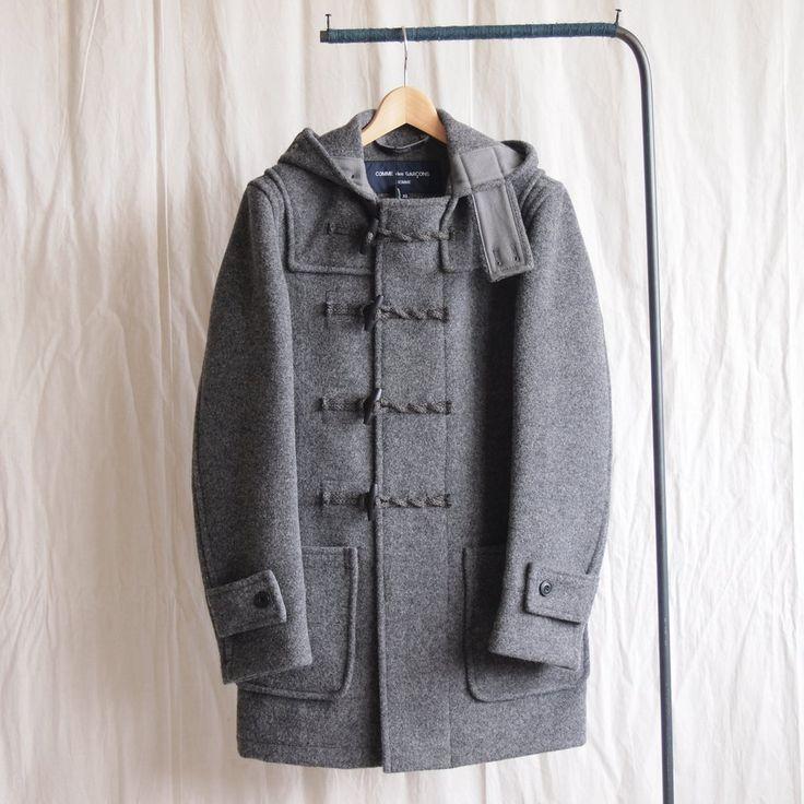 17 best ideas about duffle coat homme on pinterest. Black Bedroom Furniture Sets. Home Design Ideas