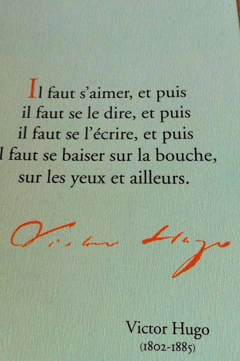 Victor hugo on Pinterest