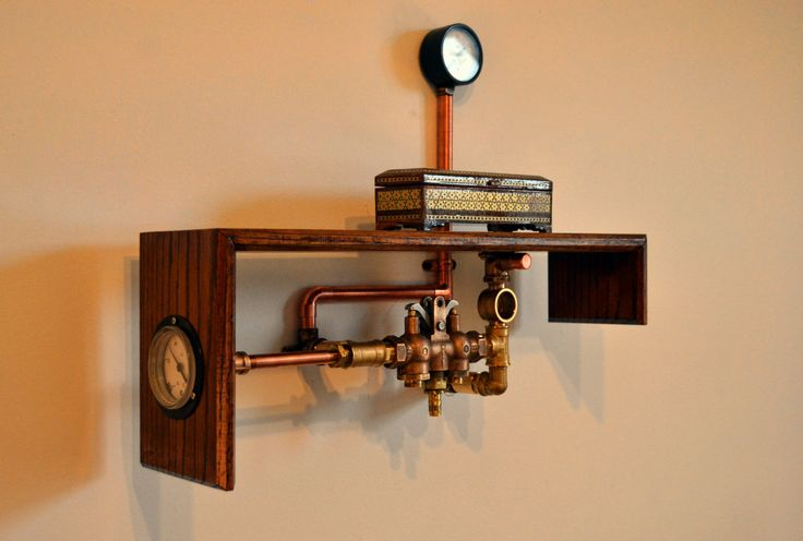 Ring In The Steampunk Decor To Pimp Up Your Home: 1000+ Images About Steampunk Design On Pinterest