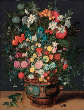 british flower painters | ... II and Cranach lead Christie's Old Master & British Paintings Sale