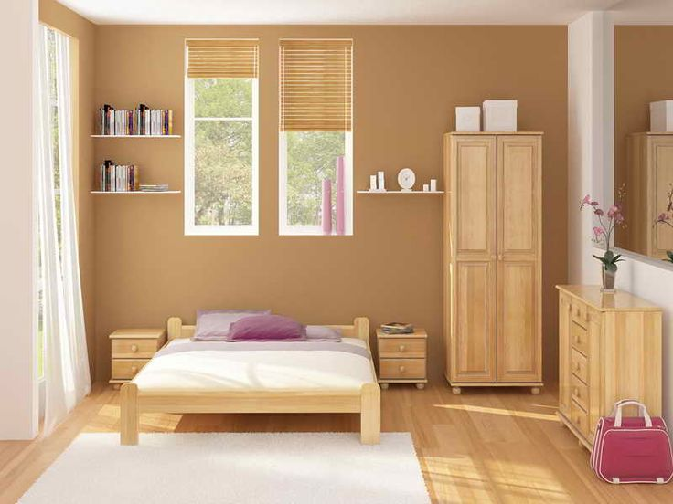 Ecological Bedroom Interior In Classic Colors Listed In: Warm Living Room  Design Warm Living Room Ideas Discussion As Well As Warm Living Room Color  Ideas ...