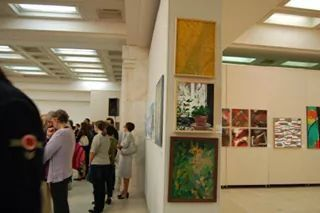 Lucrari Cornelia Caruntu, Salonul de Toamna, 2014