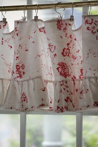 Country Kitchen Curtains Our Cosy Home Cottage Love Pinterest Country Kitchens