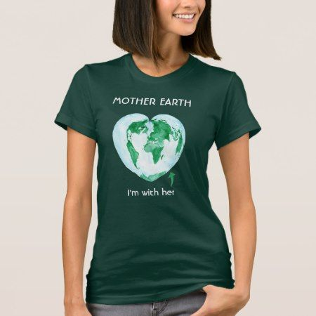 Science March green environmentalist womens shirt - tap to personalize and get yours