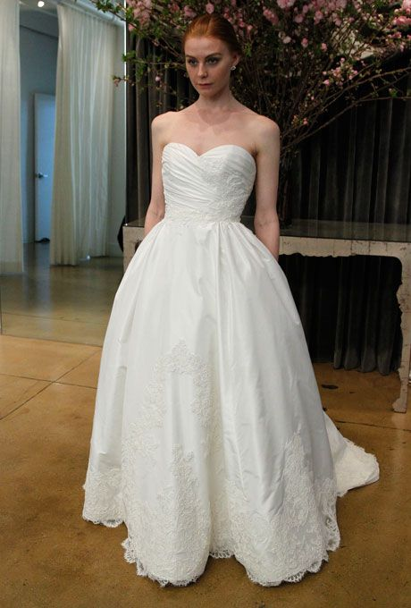 Judd Waddell lace wedding gown
