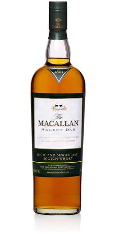 Single Malt Scotch, Macallan - Select Oak Rating: 9/10