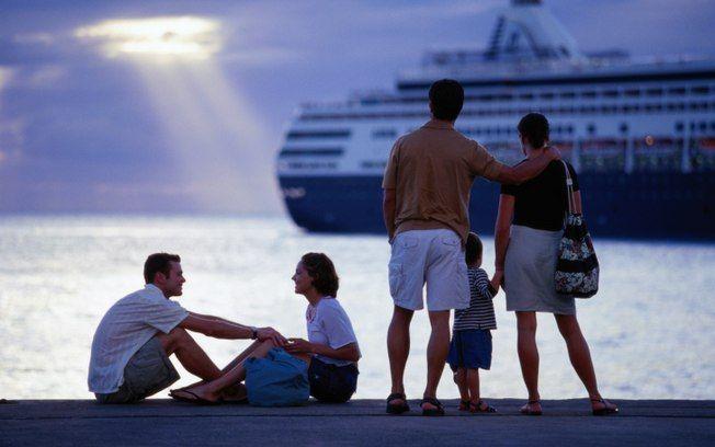 Vale ou não descer em cada porto que o cruzeiro atracar?