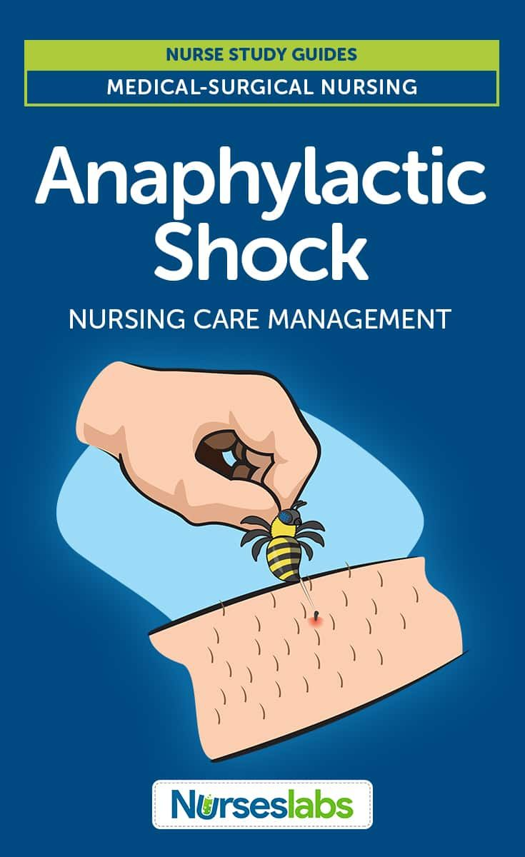 Anaphylactic Shock Nursing Care Management and Study Guide