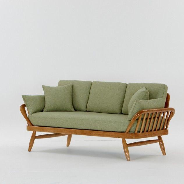 Studio Couch Grey Chair Pinterest