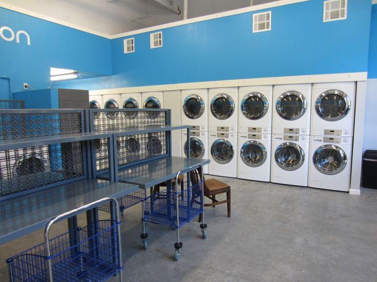 23 best Laundromat design ideas images on Pinterest | Coin laundry ...